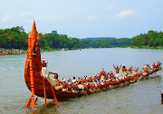 Snake Boat of Kerala at Cochin