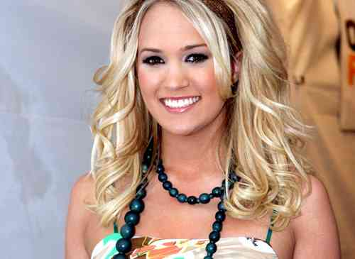 Carrie Marie Underwood Wallpapers.