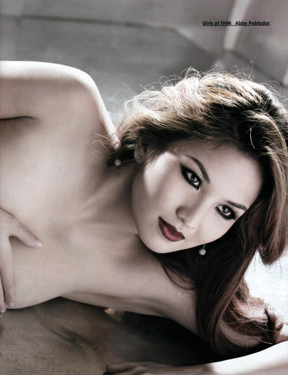 Abby Poblador Sexy Photos