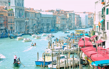 venice italy a city of water