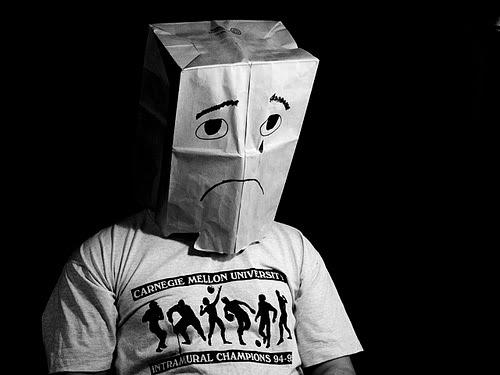 13 paper bag masks   never sleeps again