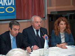 """Gasparri a L""""Aquila"""