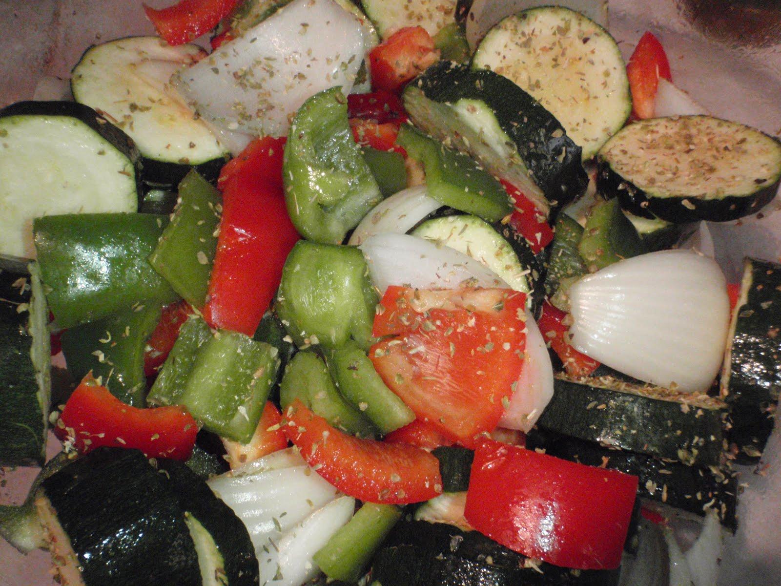 Mon carnet de cuisine legumes d 39 ete a la plancha for Legumes a la plancha