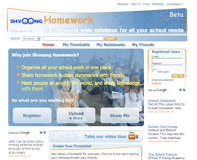 shvoong homework