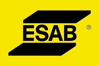 Esab Welder Logo