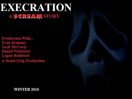 .Execration - A Scream Story