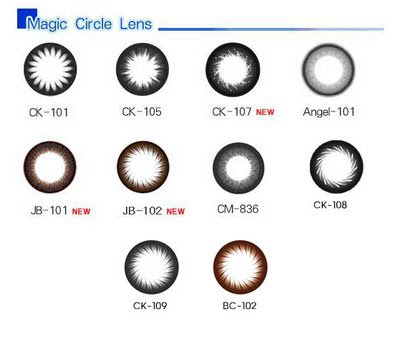 beautyeyekk: magic circle lens