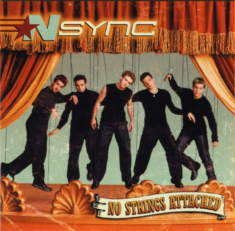 'NSync - No Strings Attached l Original & No Reserve l| UAE Souq.com