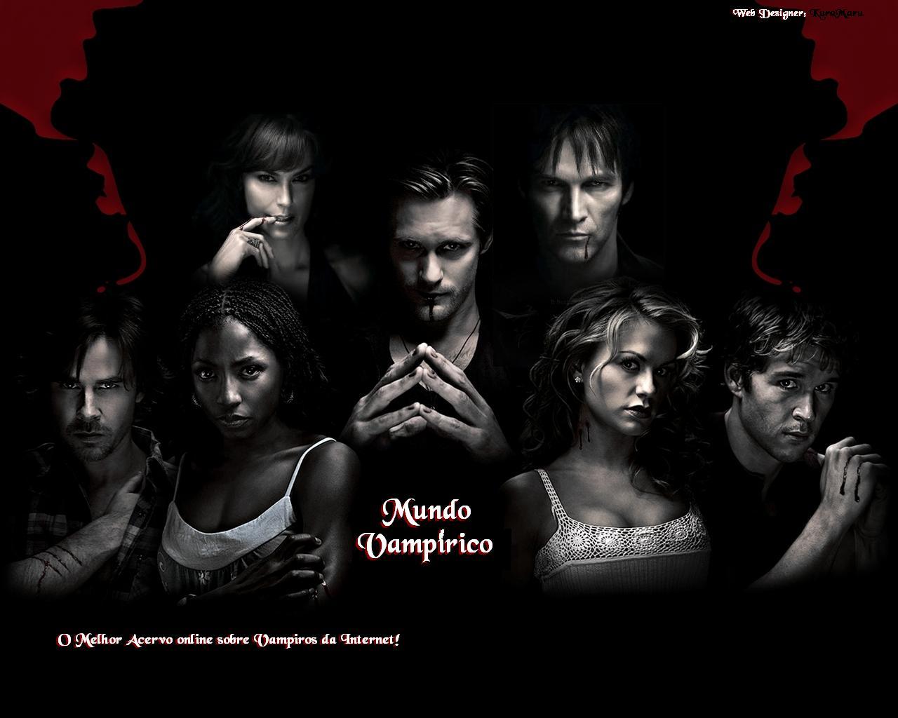 Mundo Vampírico ~ O Melhor Acervo da Internet Sobre Vampiros ~ Versão 2.5 ~