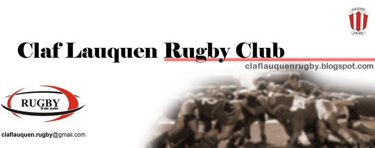 Claf Lauquen Rugby