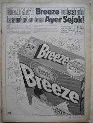 Iklan Breeze 1971