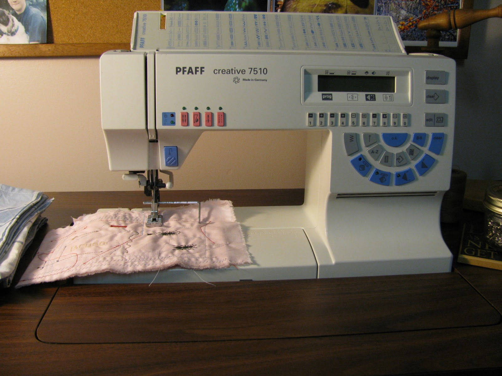 Pfaff 7510 (Phyllis)