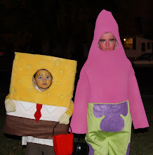 Spongebob 'Smallie'Pants & Patrick Starfish