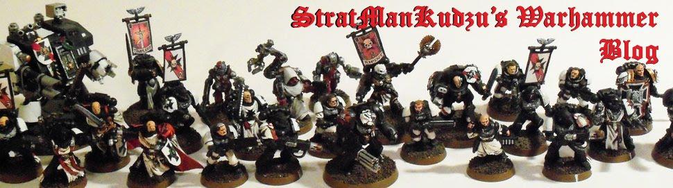 StratManKudzu's Warhammer Blog