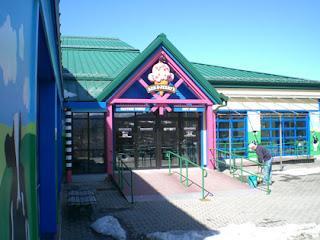 Ben and Jerry's Ice Cream Factory, Vermont