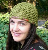 Crochet beanie and bandana pattern