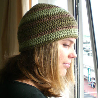 Ear Flap Beanie Pattern – Catalog of Patterns