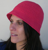 Crochet bucket hat pattern, unisex