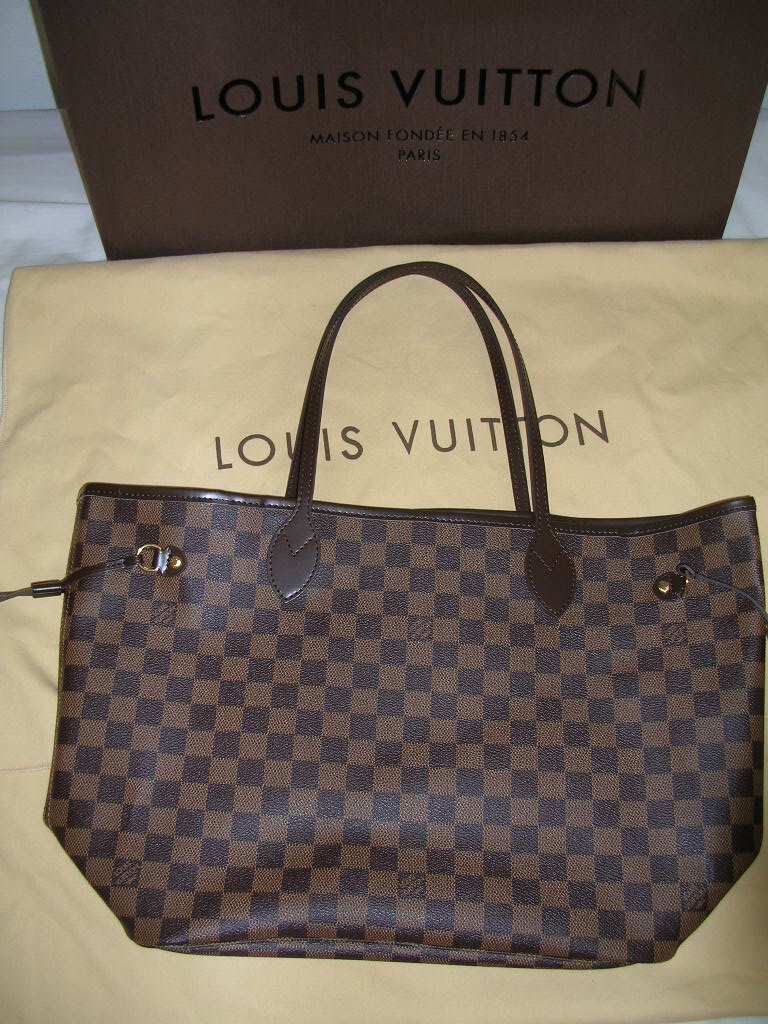 467cc7f270c6 Brand New Louis Vuitton Neverfull MM. Brand New LV Neverfull MM Damier Ebene