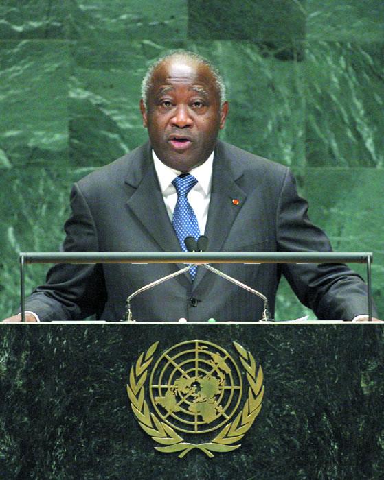 Forças de Gbagbo atiram contra pessoal da ONU na Costa do Marfim