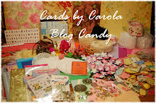 Klick on the picture and you find my blog candy!