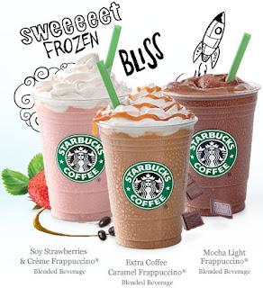 Starbucks Happy Hour Half Off Sale