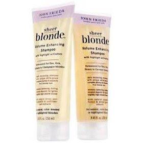 John Frieda Sample Sheer Blonde