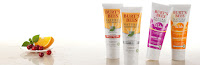Free sample of burt's bees toothpaste