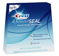 Crest Whitestrip Advanced Seal Review