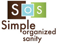Simple Organized Sanity Review Giveaway