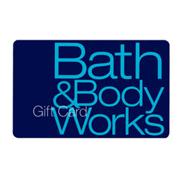 Bath and Body Works Gift Card Giveaway