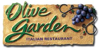 Olive Garden printable coupon