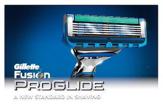 Gillette ProGlide Razor Free