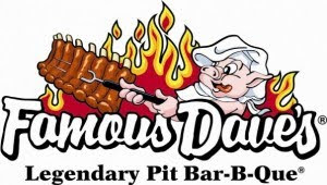Famous Daves BOGO Coupon