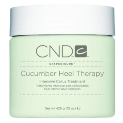 Cucumber Heel Therapy Beauty Review