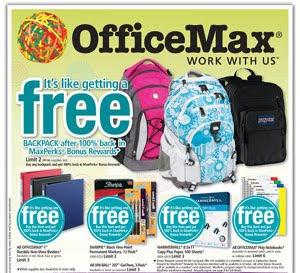 Office Max Perks