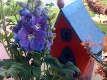 Uncle Stan's Birdhouse-built in the 50's