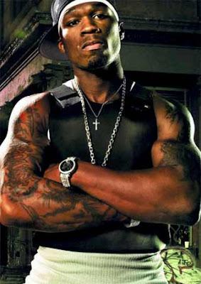 50 Cent Tatto