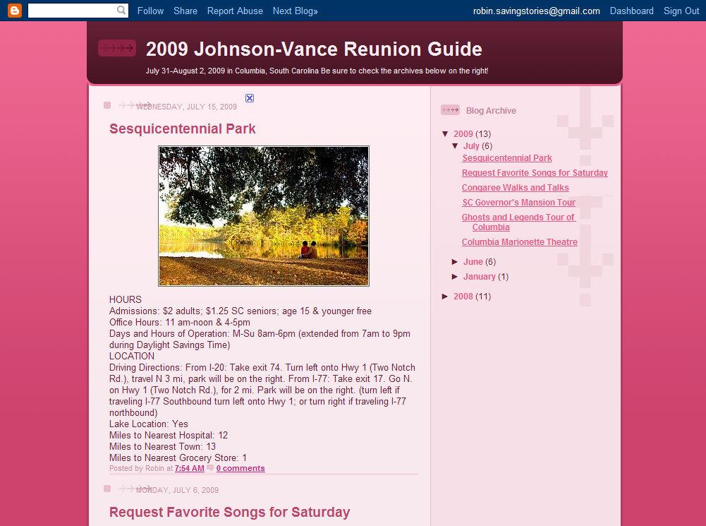 Reunion Website Templates. 9 reunion agenda templates free word ...