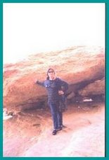Me, Rock Climbing!