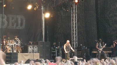 DISTURBED, Metaltown 2009
