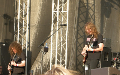 OPETH, Metaltown 2009
