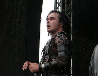 Dani Filth, Cradle of Filth