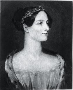 Lady augusta lovelace