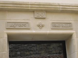 Cubrecable de mortero para las fachadas patrimonio histórico