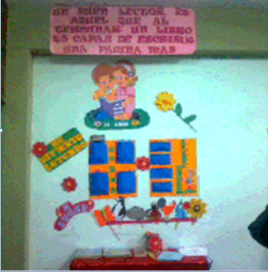 Ambientacion de aula de primaria por areas - Imagui