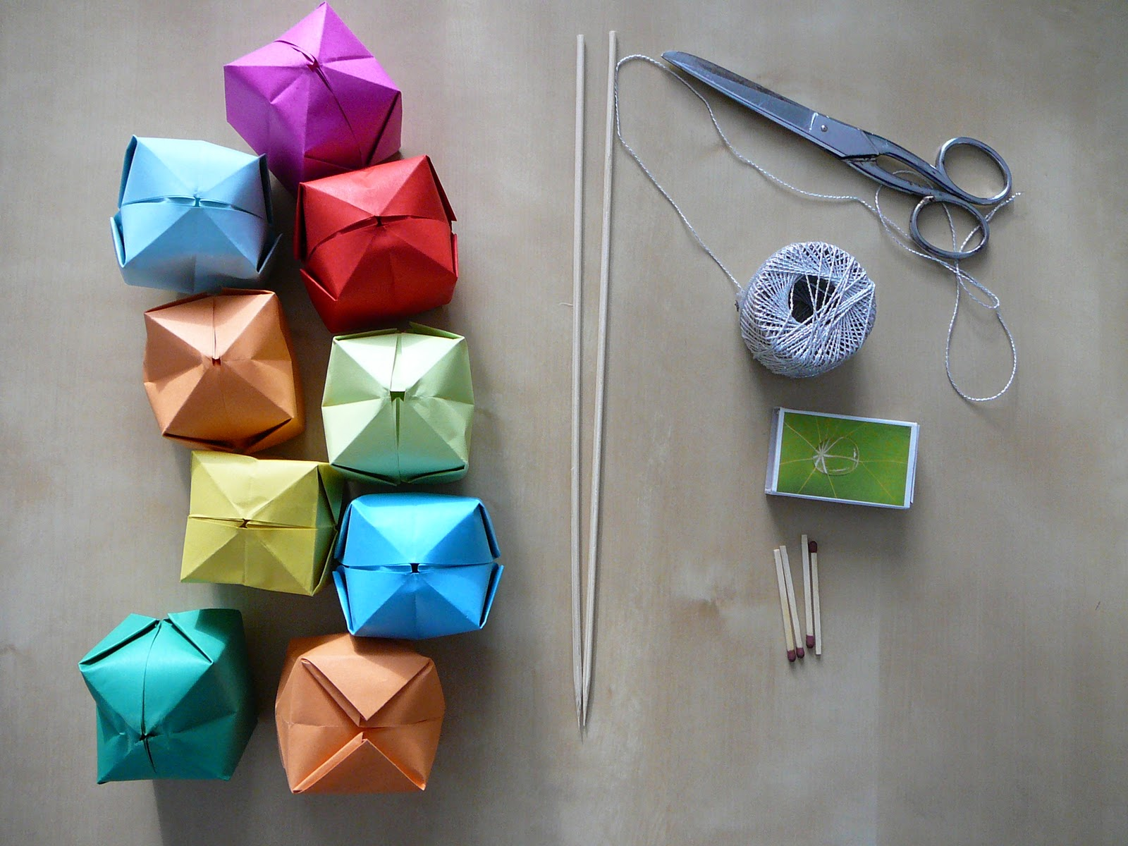 Origami facile ballon - Origami grenouille sauteuse pdf ...