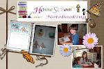 Homeschool Notebooking's Website blog