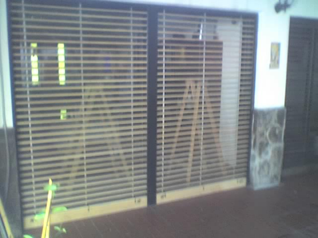 Cortinas barrios