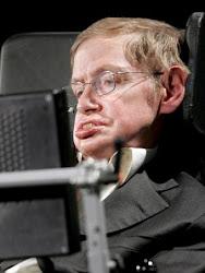 Stephen Hawking,  O cientista britânico em um livro que explica o Big Bang é uma conseqüência inevi